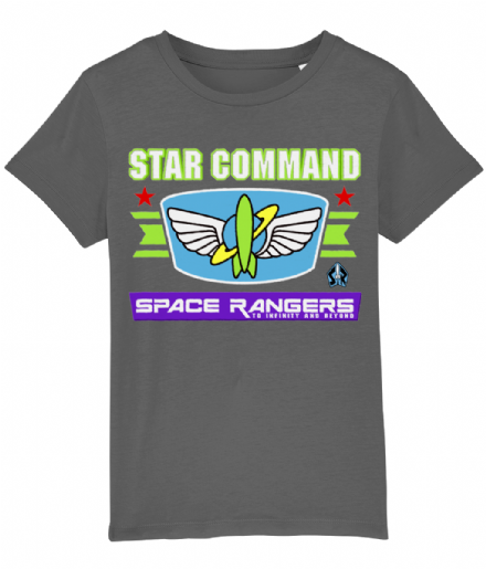 Star Command Space Rangers Buzz Lightyear Toy Story